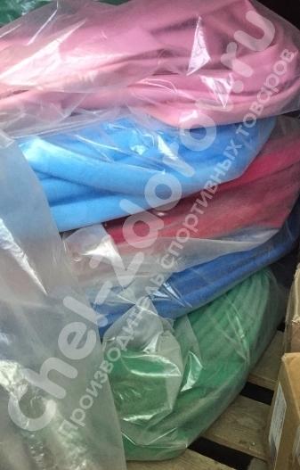 Палитра цветов для обрезинивания перекладин металических ДСК Детских Спортивных Комплексов